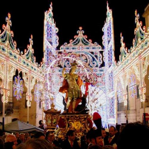 Processione di San Giorgio MArtire